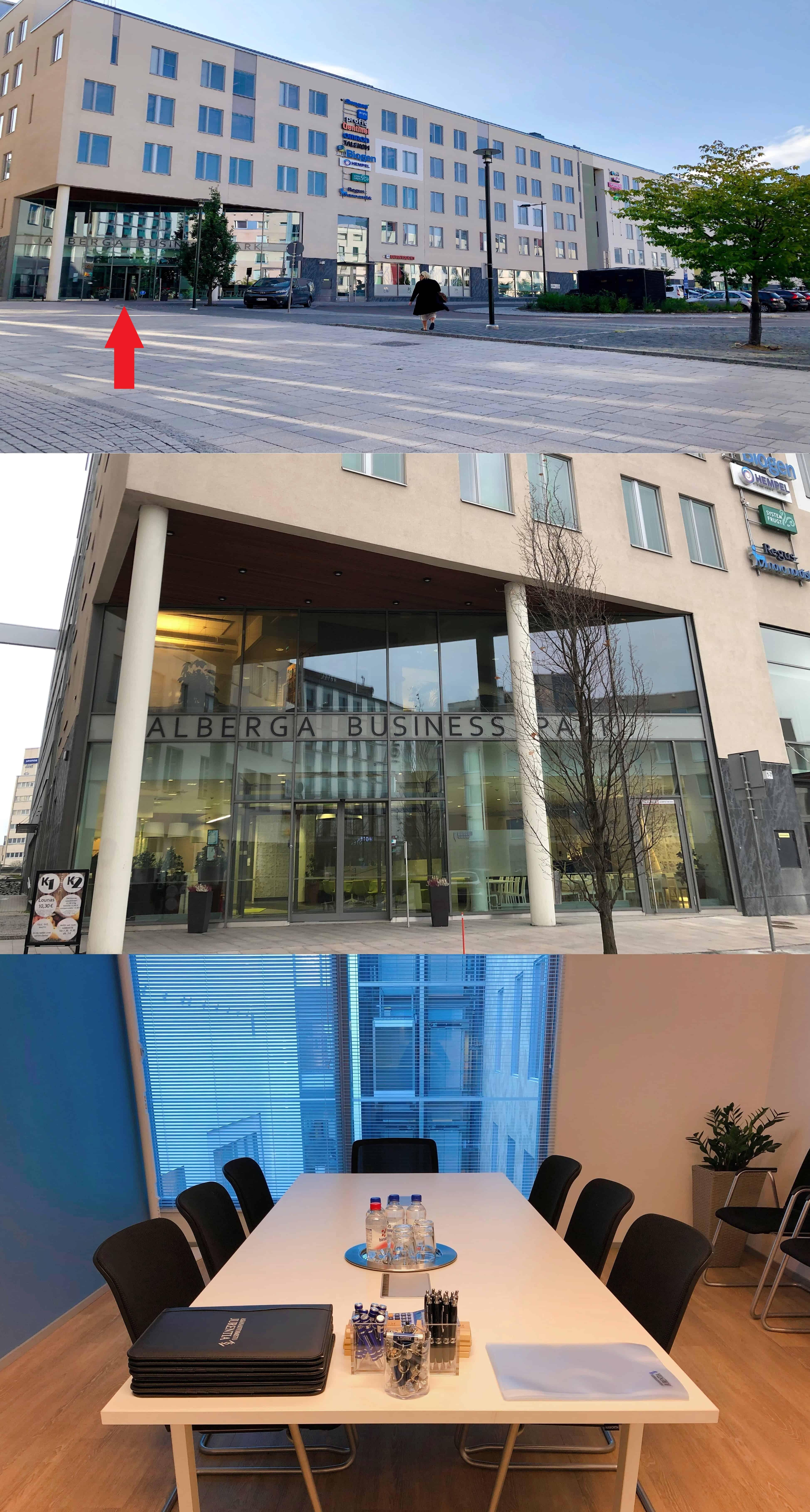 Asianajotoimisto Espoo